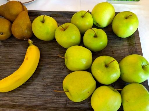 ...Früchten...