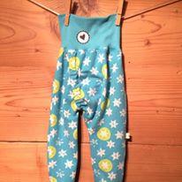 Splitpants speziell für Windelfrei Babies (SM WindelFreya)